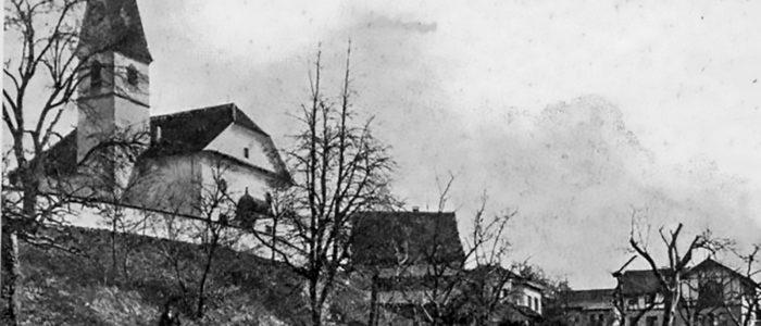 Kirchrain um 1943