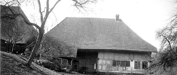 Kirchrain um 1939